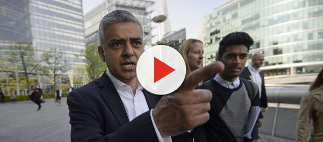 Donald Trump hits out at Sadiq Khan again over London violence
