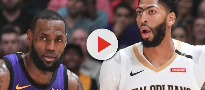 Lakers trade for Anthony Davis, top free agent target revealed