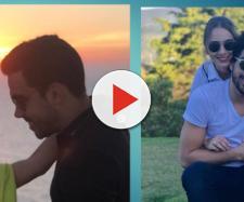 Camila decidiu homenagear seu saudoso namorado. (Reprodução/Instagram/@karolinecalheiros)