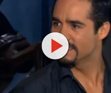 Gustavo, personagem de José Ron em 'A Que Não Podia Amar'. (Reprodução/Televisa)