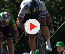 La vittoria di Peter Sagan nella tappa di Murten al Giro di Svizzera