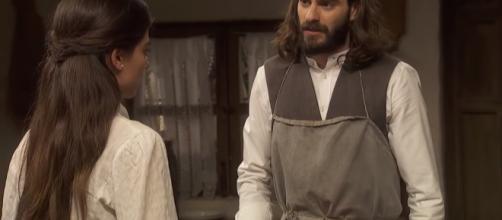 Anticipazioni spagnole Il Segreto: Antolina informerà Elsa della morte della sua cara amica Adela