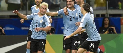 Com goleada e golaços, Uruguai bate o Equador na estreia da Copa América. (Arquivo Blasting News)