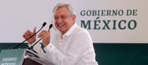 """El presidente mexicano realizó nuevamente un """"llamado a la unidad nacional"""", en Chihuahua."""