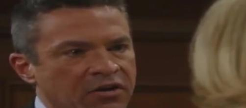 Mac will be the i while Jordan recuperates. [Image Source: ABC Soaps-YouTube]