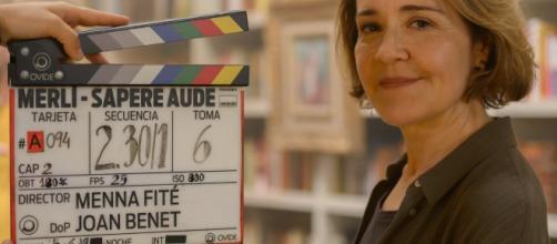María Pujalte se incorpora al spin-off de 'Merlí'. / Movistar +