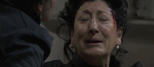 Una Vita, spoiler: Ursula sequestrata e minacciata dalla figlia Blanca