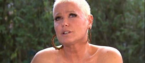 Xuxa relembrou fatos do passado no programa 'Eliana'. (Reprodução/ SBT)