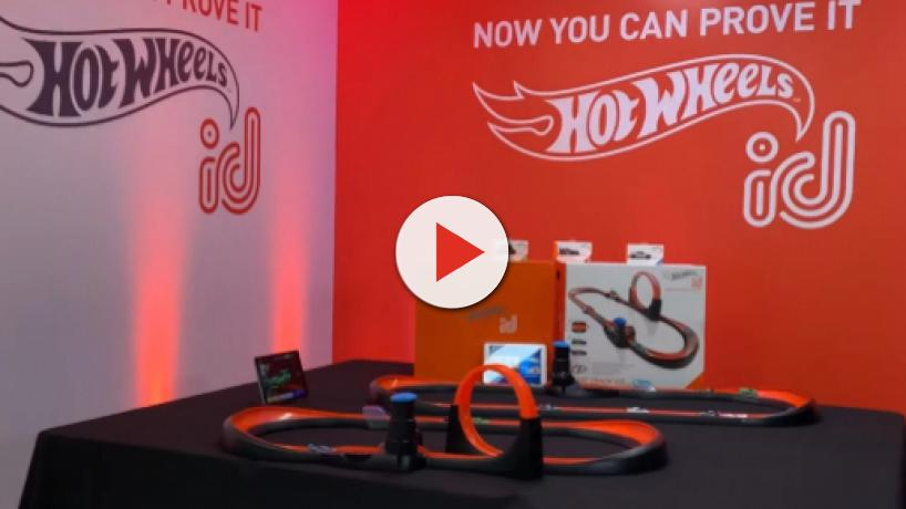 Mattel introduces digital play with its Hot Wheels brand