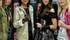 Entrevista a la banda 'Iron Attack', el entusiasmo del metal japones