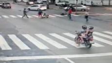 Em Recife, mulher cadeirante foi atropelada e motorista disse não se lembrar