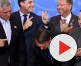 Bolsonaro faz apelo a deputados e senadores. (Arquivo Blasting News)