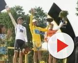 Il podio di Parigi del Tour de France 2010