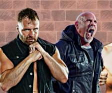 Kenny Omega warns Jon Moxley, Matt Riddle tells why he hates Goldberg. Image Courtesy: YouTube/WWE/AEW