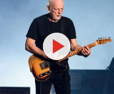 David Gilmour non esclude una reunion. Foto . - people.com