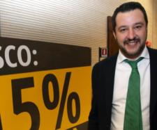 Salvini: 'Il Governo dura se passa la flat tax'