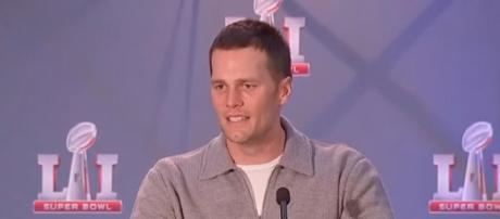 a6b9e2008ce Tom Brady has led the NFL in merchandise sales for the second straight year.  [