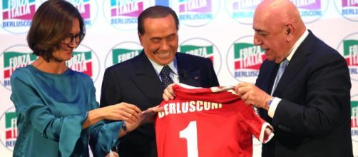 Berlusconi sul Monza: 'Sarà una squadra giovane'.