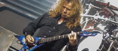 Dave Mustaine revela que está com câncer na garganta. (Arquivo Blasting News)