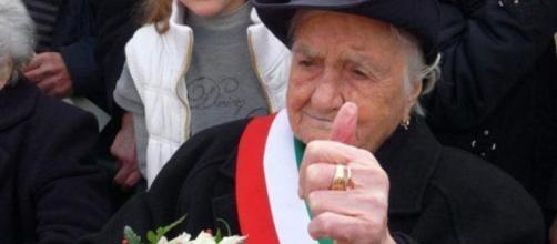 Foggia, è morta 'Nonna Peppa': era la donna più anziana d'Europa, seconda al mondo. Aveva 116 anni.