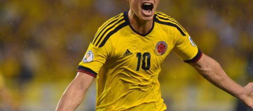 Napoli, dalla Colombia si sbilanciano: 'E' fatta per James Rodriguez'.