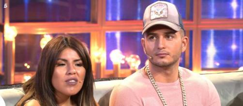 Omar Montes conversa con Chabelita sobre su relación con Araf