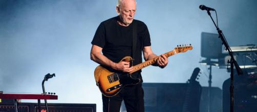 David Gilmour non esclude una reunion. Foto . - people.com