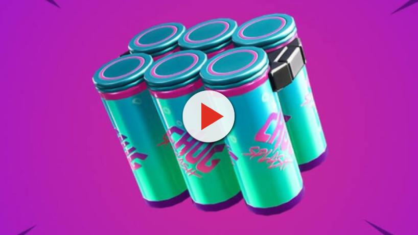 Chug Splash item and gameplay changes are coming with the next 'Fortnite' update