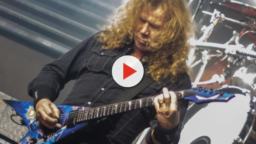 Megadeth cancela shows no Brasil após vocalista ser diagnosticado com câncer