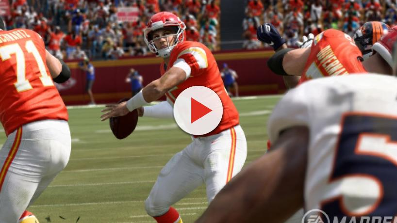 Kansas City Chiefs: Yes, Patrick Mahomes' no look passes are even included in 'Madden 20'