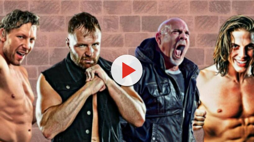 Kenny Omega dares Jon Moxley, Matt Riddle on why he hates Goldberg and if WWE supports him