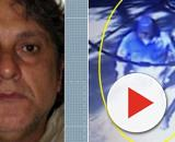 Câmeras flagraram Paulo Cupertino na calçada. (Reprodução/Site G1)
