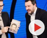 Salvini avverte che è pronta la risoluzione Lega per cambiare la Rai
