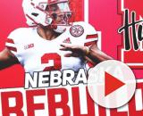 The Nebraska football team could be landing one of the best players in the 2021 class [Image via C4/YouTube]