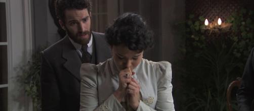 Anticipazioni Una Vita: il gesto di Blanca per smascherare la madre