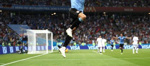 Cavani destrozó a Portugal en el Mundial de 2018 - fifa.com