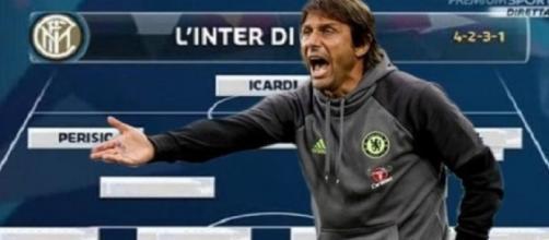 La nuova Inter di Antonio Conte