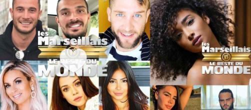 Les Marseillais vs Le Reste du Monde 4 : Découvrez les 12 candidats au casting sur la ligne de départ !