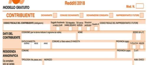 Modello 730/2019, provvedimento dell'Agenzia sui controlli preventivi.