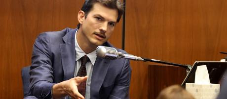 Ashton Kutcher, testigo clave del juicio por el homicidio de su ex novia