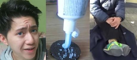 Kanghua Ren retirou o recheio das bolachas e colocou creme dental. (Arquivo Blasting News)