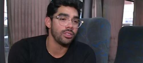 Gabriel Diniz faleceu na última segunda-feira (27), após a queda da aeronave em que viajava, na região de Sergipe. (Reprodução/TV Globo)