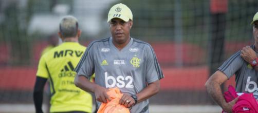 Técnico interino, Marcelo Salles estreou com vitória sobre o Fortaleza. (Arquivo Blasting News)
