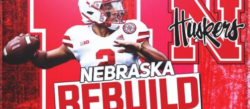 The Huskers count themselves among the favorites for Blake Smith. [Image via C4/YouTube]
