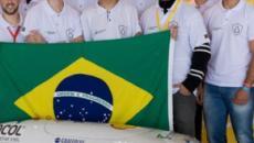 Estudantes brasileiros fazem veículo que roda 543 quilômetros por litro de gasolina