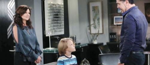 Beautiful, trame: Katie rinuncia all'affidamento di Will dopo aver scoperto il complotto