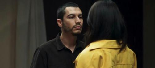 Camilo e Virgínia em 'A Dona do Pedaço'. (Reprodução/TV Globo)