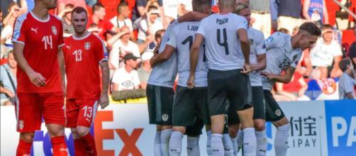 Europei Under 21, Danimarca Austria 3-1