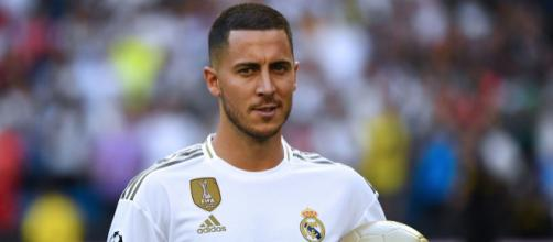 Eden Hazard, la recrue phare du Real Madrid