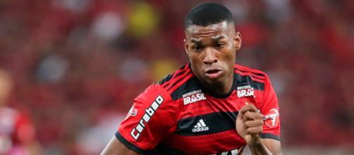 Flamengo acerta venda do volante Jean Lucas ao Lyon. (Divulgação/ Gilvan de Souza/ Flamengo)
